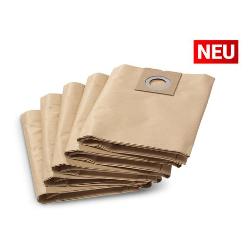 Filtertüten für NT27/1, VE= 5 Stück