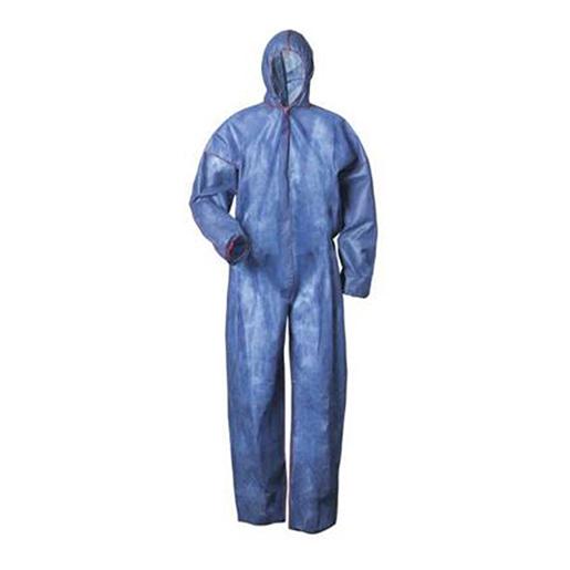 Einweganzug blau Moabit Gr.2XL