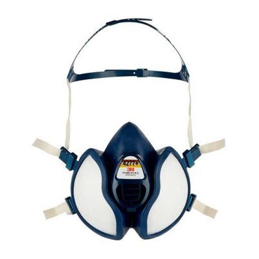 Atemschutzmaske 4277+, FF ABE1 P3 R D