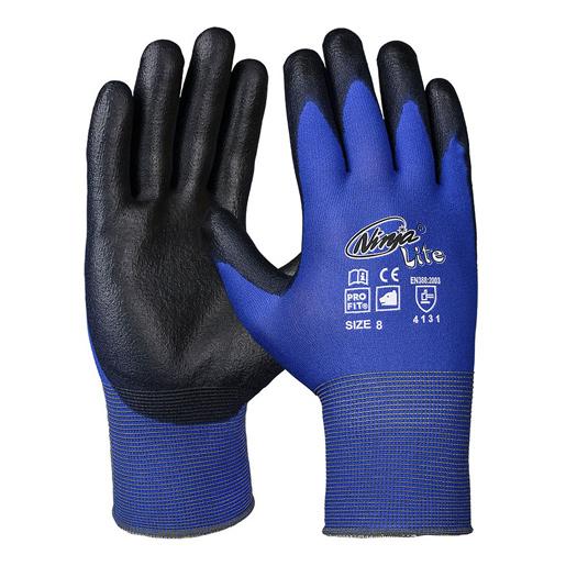 Handschuh,Ninja lite, PU besch.