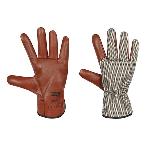 Handschuh Worknit kurz