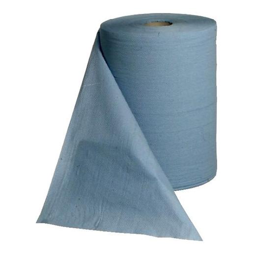 K-Rolle blau 3-lagig  38x36cm 500 Blatt