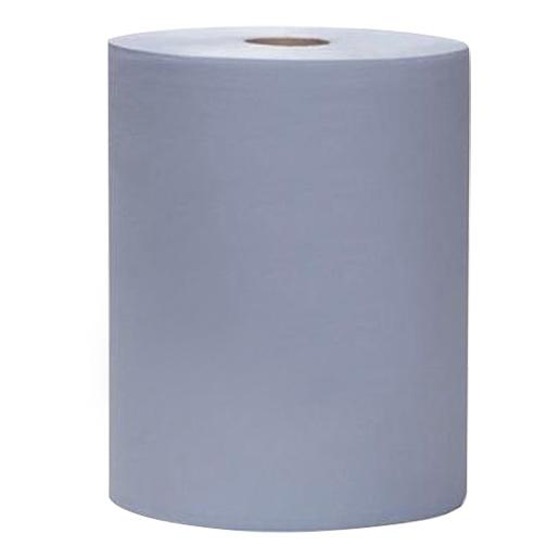 K-Rolle, Papier, blau