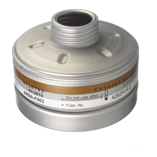 Filter 1140, A2B2P3 R D, Rd40