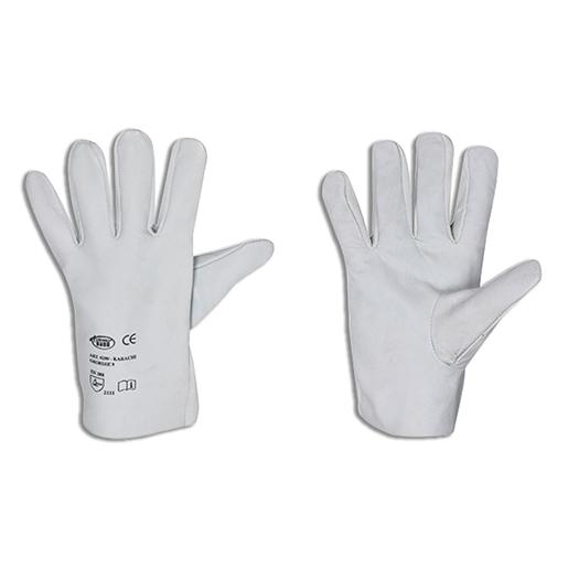 Handschuh, Nappaleder, Gr.9