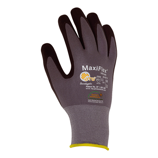 Handschuh MaxiFlex Ultimate AD-APT,Gr.10
