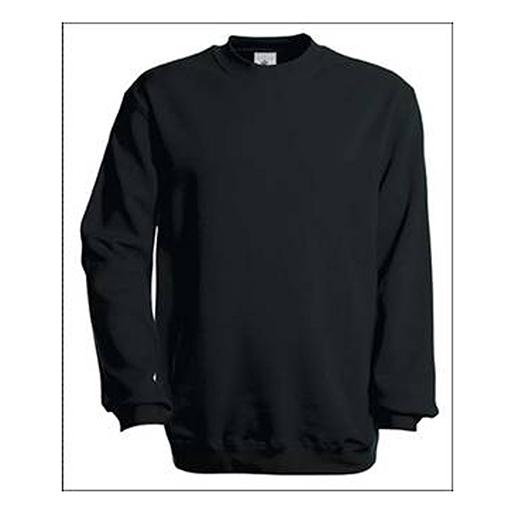 Sweatshirt MG 80%BW 20%PES