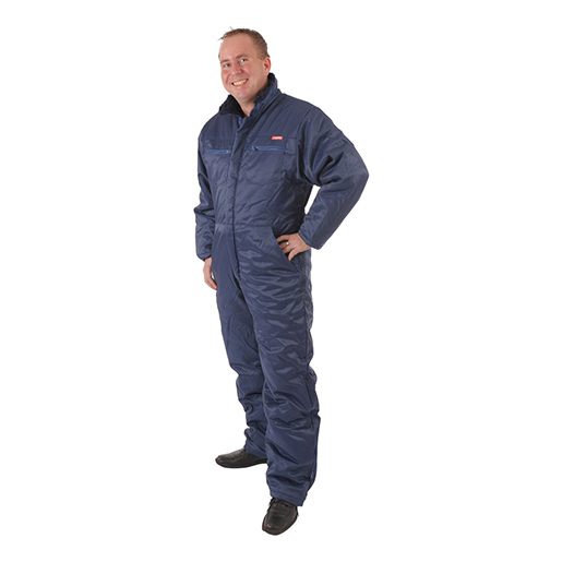 Gletscher Piloten-Overall marine