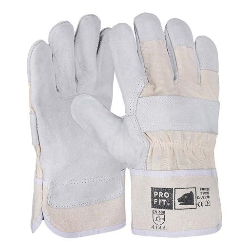 Handschuh Rindspaltleder Friese Gr.10