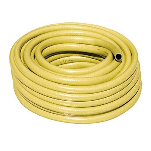Trikot-Wasserschlauch 1/2 50M Gelb PVC