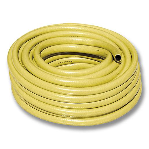 Trikot-Wasserschlauch 1. 50M Gelb PVC