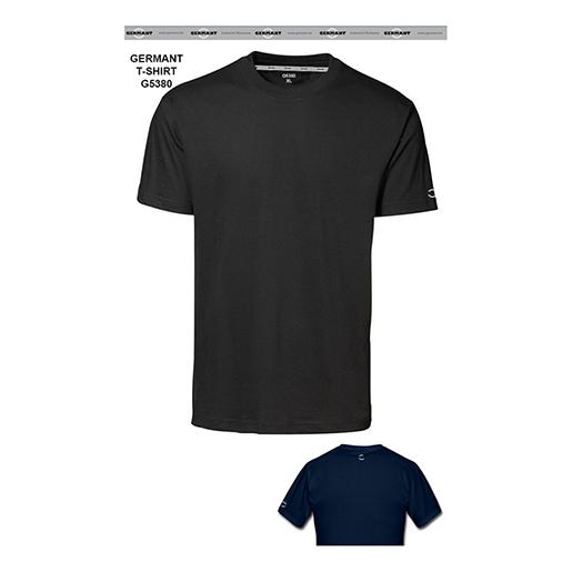 T-Shirt LITHIUM G5380 schwarz