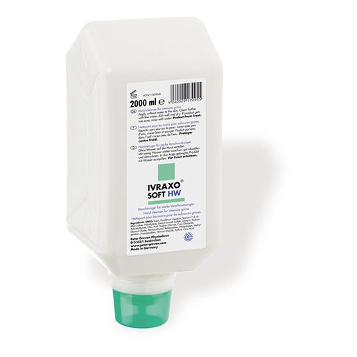Hautreinigung  IVRAXO® SOFT HW 2000ml