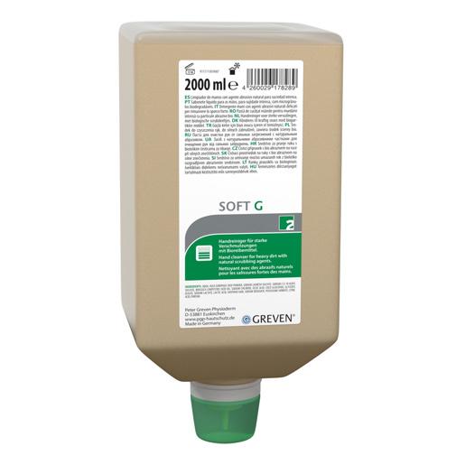 Handreiniger Soft G,2000ml Varioflasche