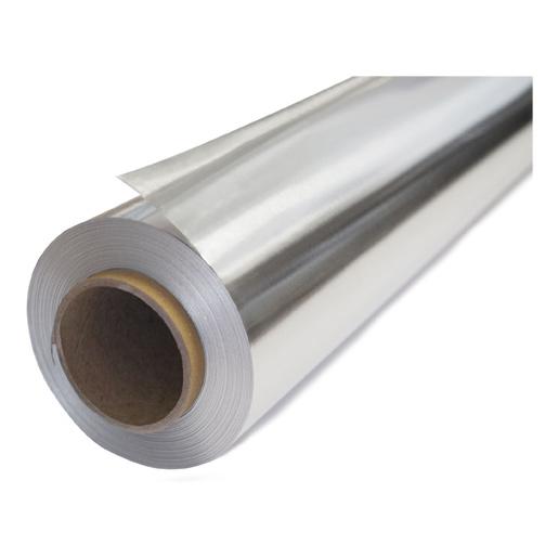 Alu-Folie 500mm x 150mtr. 0,050 AL99,5%