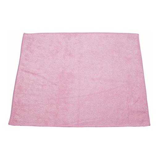 Microfasertuch 40x40cm, rosa, Stretch
