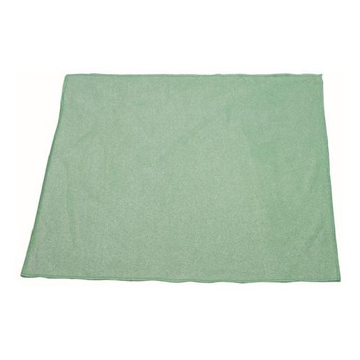 Microfasertuch 40x40cm, grün, Stretch
