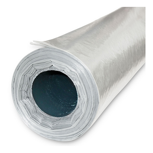 PE-Folie transparent 4m x 0,20mm x 50m