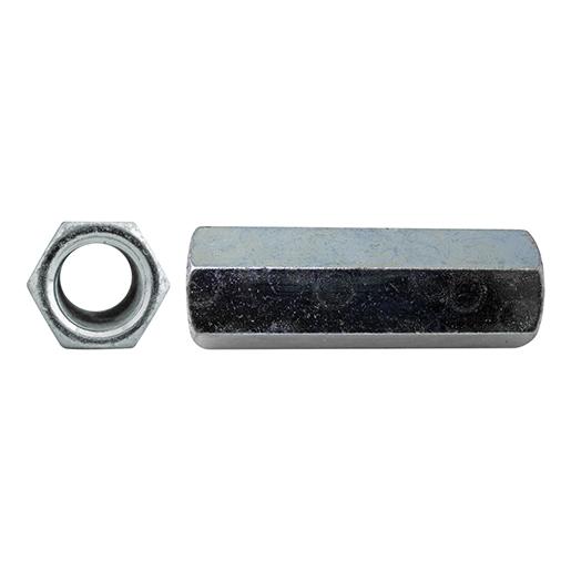 Artikel 88087 Verbindungsmuffen, 6kt Stahl galvanisch verzinkt