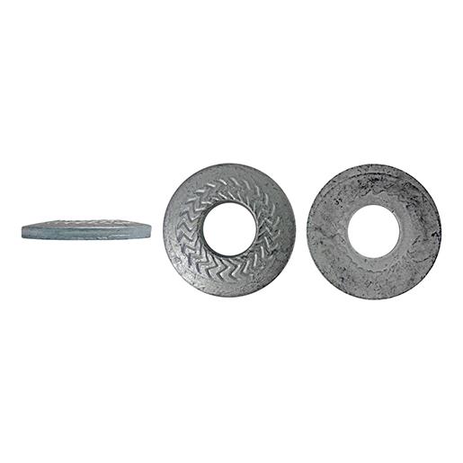 Artikel 88125 TECKENTRUP-Sperrkantscheibe B Stahl verzinkt silbrig