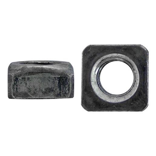 DIN 557 Vierkantmuttern Stahl 5