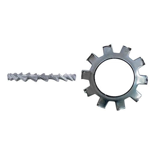 DIN 6797 A Zahnscheiben Stahl