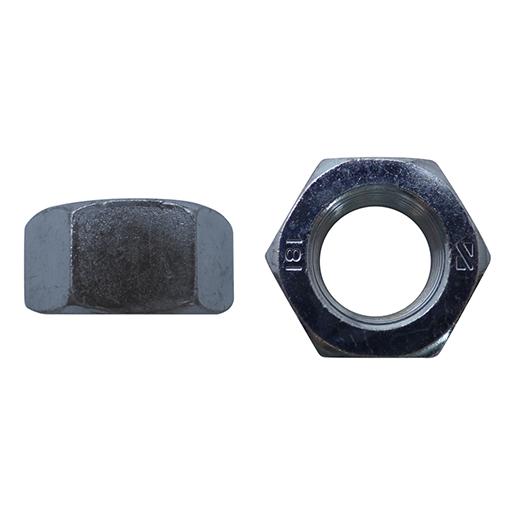 DIN 934 Sechskantmuttern Stahl 5