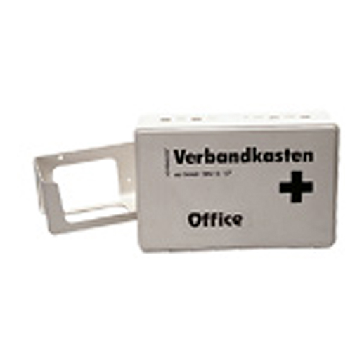 Verbandkasten Office DIN13157 Wandhalter