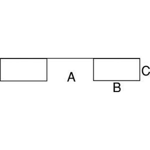 Klappdeckel 2-tlg. verzinkt