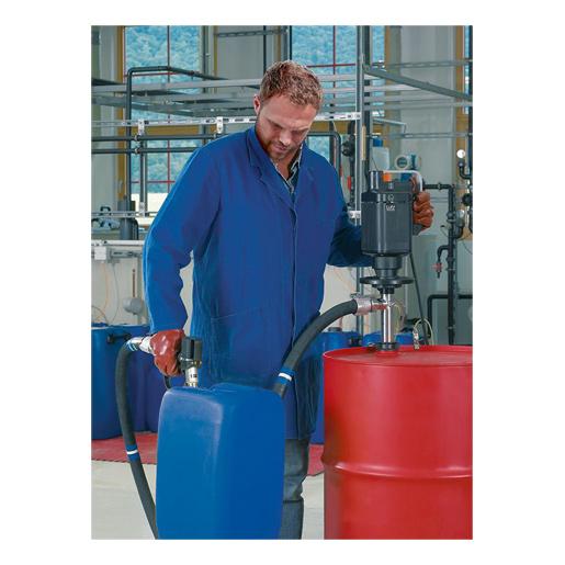 Elektrische Fass- und Behälterpumpe (Ex- und nicht Ex-geschützt)