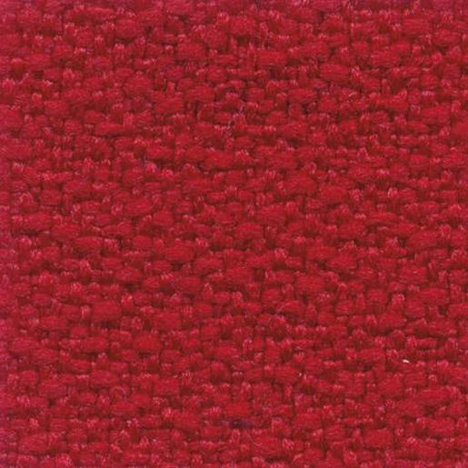 Freischwinger Netzrücken Sitz rot