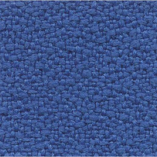 Freischwinger Netzrücken Sitz blau