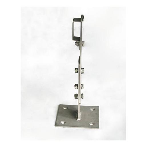 Maueranker verstellbar verz. 270-370mm