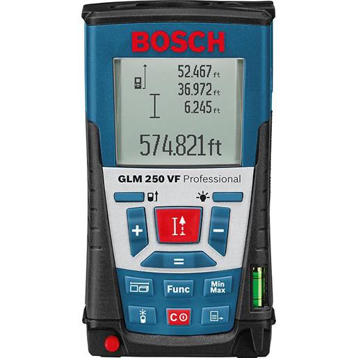 Entfernungsmesser GLM 250 VF