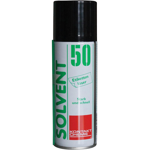 Etikettentferner Solvent 50 200ml Spray