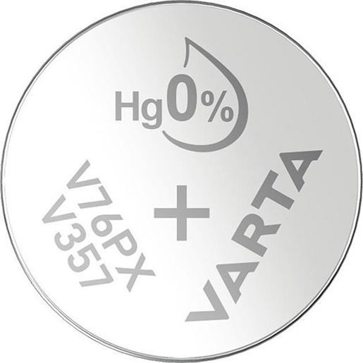 Batterie V13GS/V357,1erBl.,1,55V
