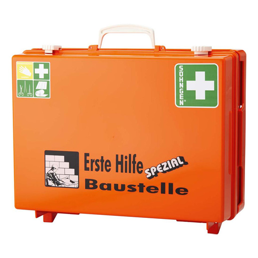 ErsteHilfe-Koffer Spez. MT-CD Baustelle