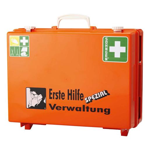 ErsteHilfe-Koffer Spez. MT-CD Verwaltung