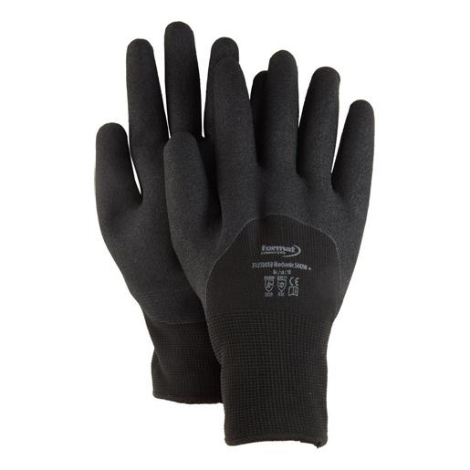 Winterhandschuh,MechanicSnow2, schwarz