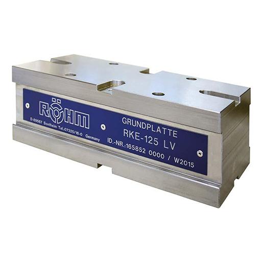 Grundplatte für RKE-LV