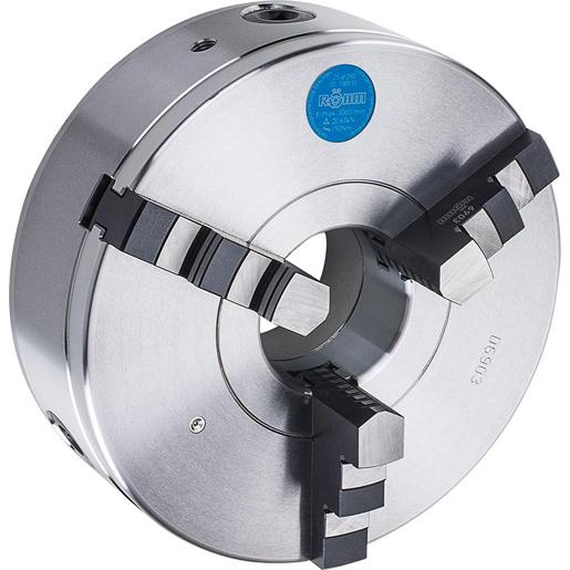 Dreibacken-Drehfutter DIN 6350 Stahl
