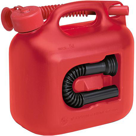 Kraftstoffkanister 5l Premium rot
