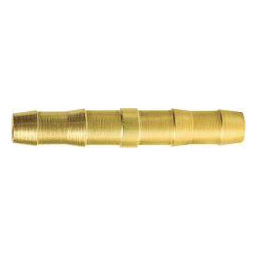 Schlauchverbindungsrohr Messing