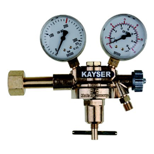 Druckminderer für Argon/CO2, 1-stufig