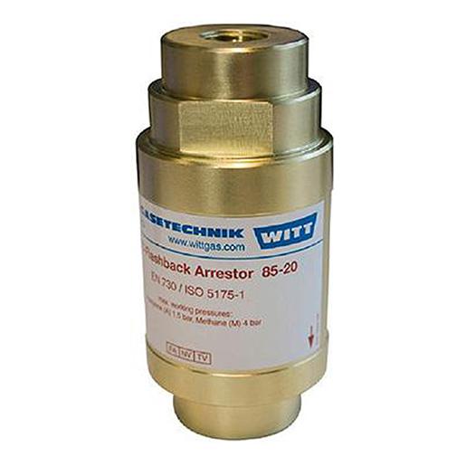 Gasrücktrittsicher. 85-20 G 3/4 LH