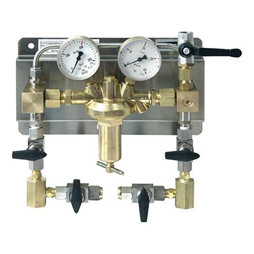 Druckregelstation Sauerstoff/neutr. Gase