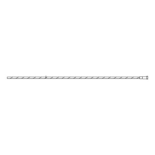 Teflonseele 3 - 5 m, d= 1,6 mm