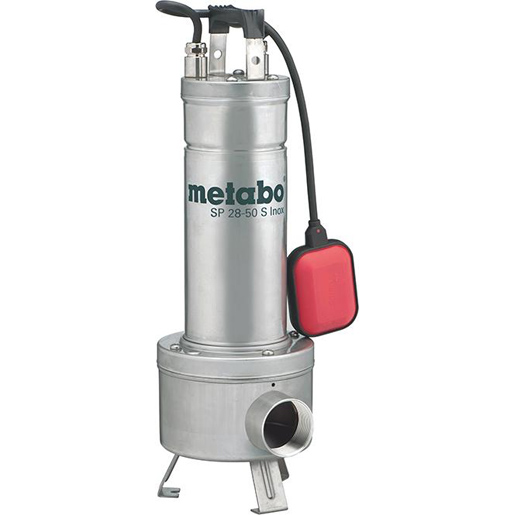Schmutzwasserpumpe SP 28-50 S Inox