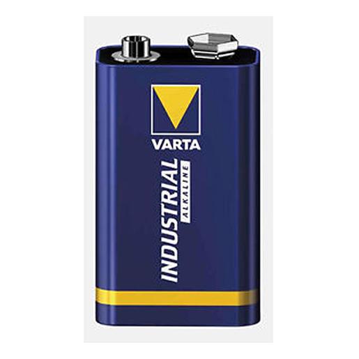 Blockbatterie 9V 6LR61