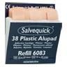 Salvequick Pflaster alu, wasserabw., 228